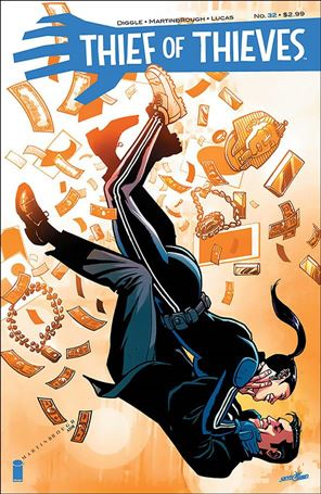Thief of Thieves 32-A
