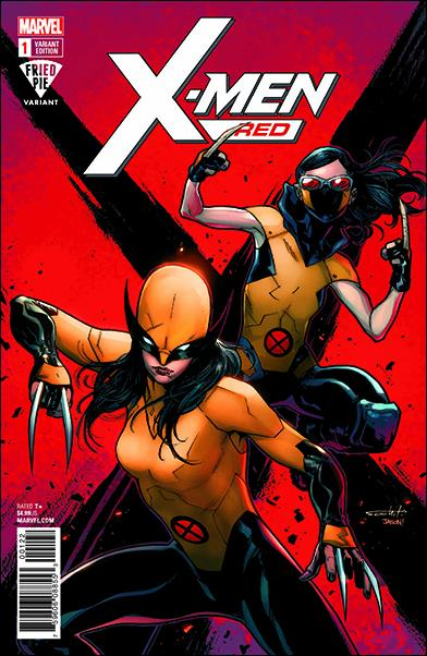 X-Men: Red 1-L by Marvel