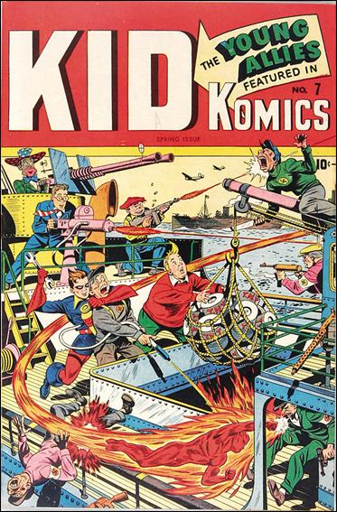 Kid Komics 7-A by Marvel
