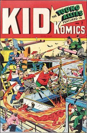 Kid Komics 7-A