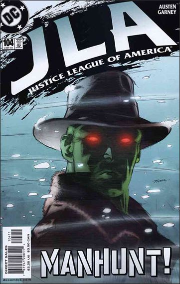 JLA 104-A by DC