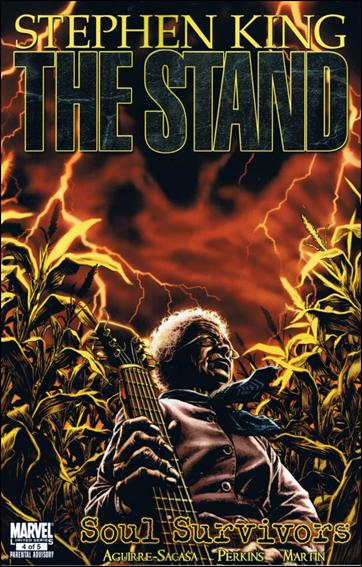 Stand: Soul Survivors 4-A by Marvel