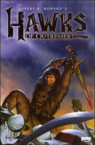 Hawks of Outremer nn-A by Boom! Studios