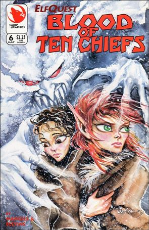 Elfquest: Blood of Ten Chiefs 6-A