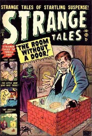 Strange Tales (1951) 5-A