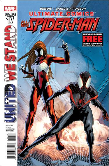 Ultimate Comics Spider-Man 17-A by Marvel