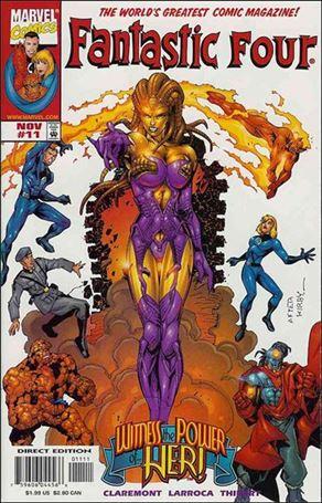 Fantastic Four (1998) 11-A