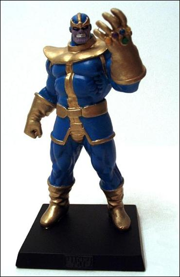 Classic Marvel Figurine Collection Specials (UK) Thanos by Eaglemoss Publications