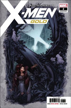 X-Men: Gold Annual 2-A