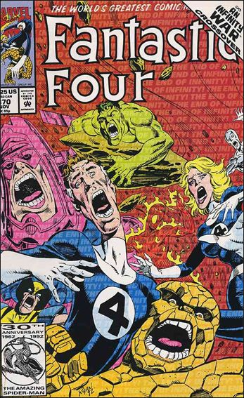 Fantastic Four (1961) 370-A by Marvel