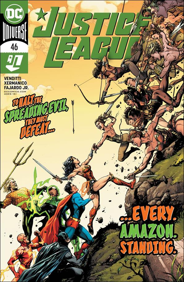 Justice League (2018) 46-A by DC