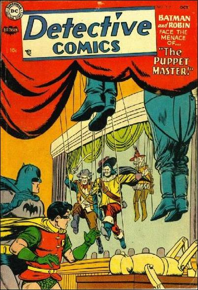 Detective Comics (1937) 212-A by DC