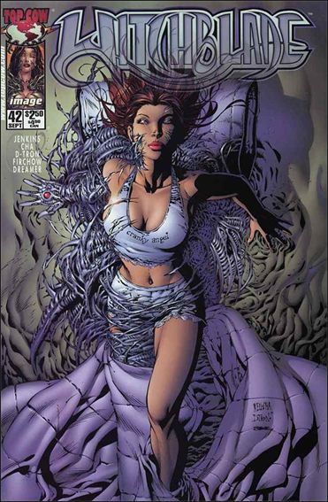 Witchblade 42-A by Top Cow