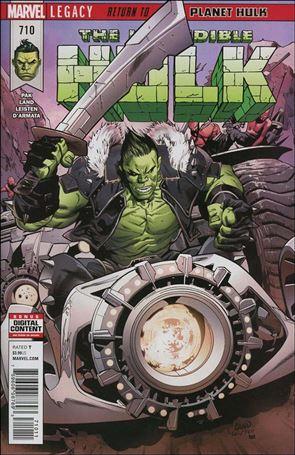 Incredible Hulk (1968) 710-A