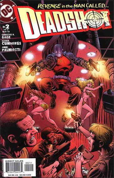 Deadshot (2005) 2-A by DC