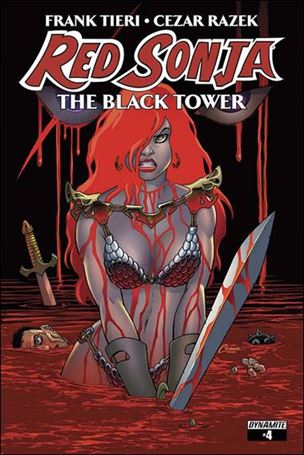 Red Sonja: The Black Tower 4-A