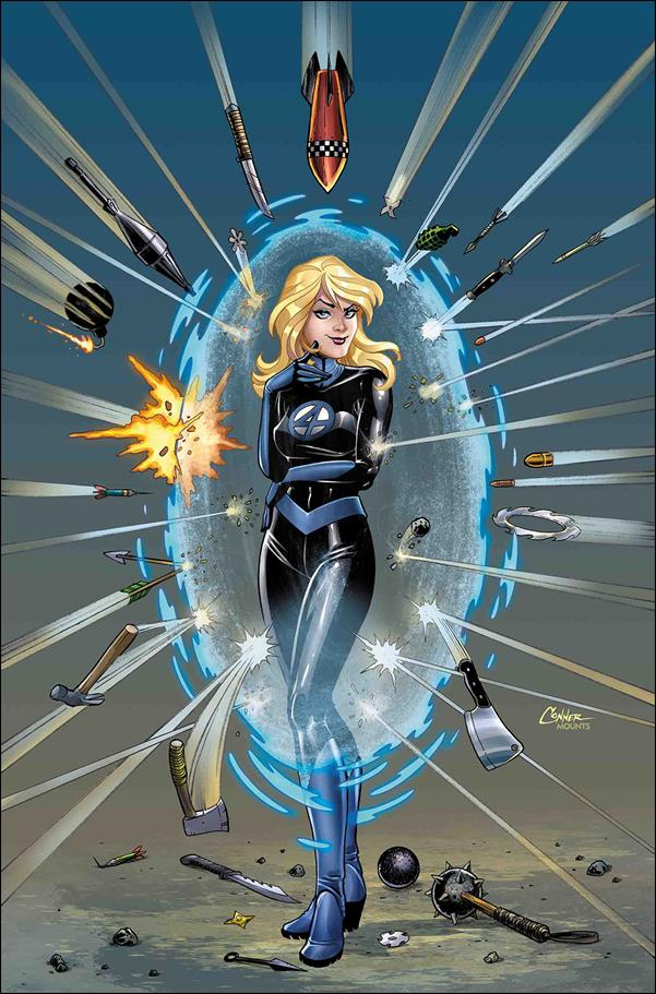Invisible Woman 2-B by Marvel