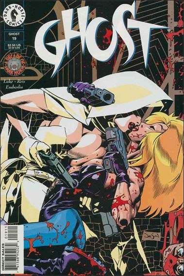 Ghost (1995) 19-A by Dark Horse