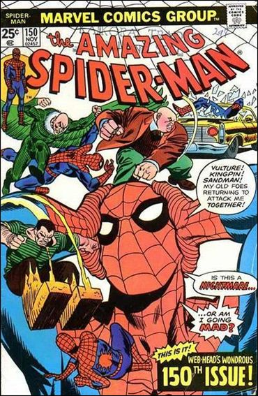 Amazing Spider-Man (1963) 150-A by Marvel