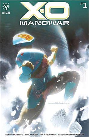 X-O Manowar (2020) 1-B