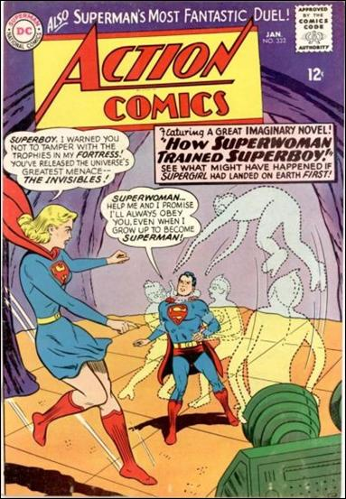 Action Comics (1938) 332-A by DC