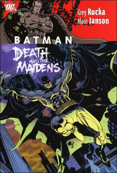 Batman: Death and the Maidens 1-B by DC