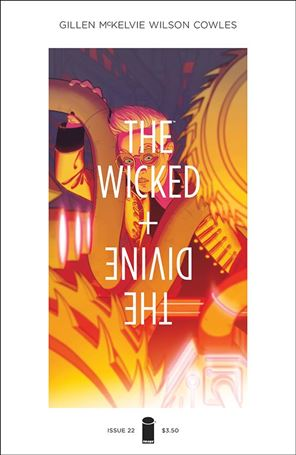 Wicked + the Divine 22-A