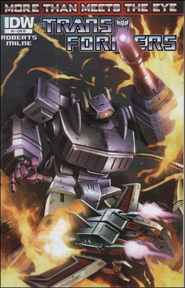 Transformers: More Than Meets the Eye (2012) 7-C by IDW