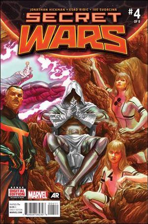 Secret Wars 4-A