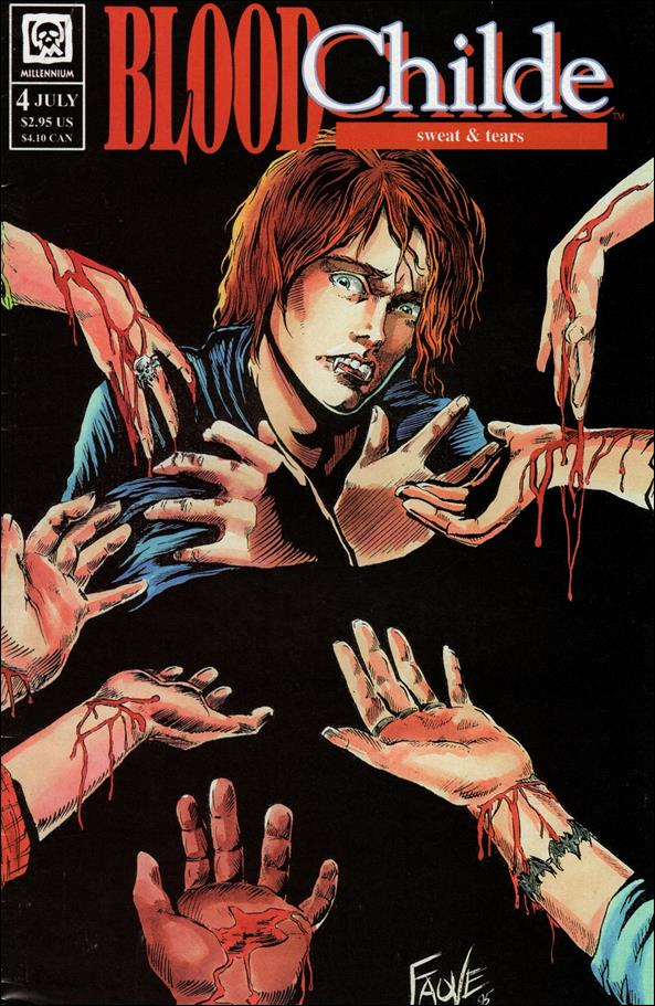 Bloodchilde 4-A by Millennium