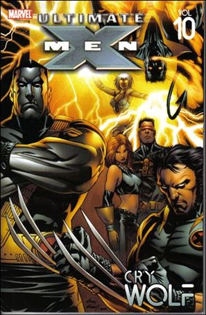 Ultimate X-Men 10-A