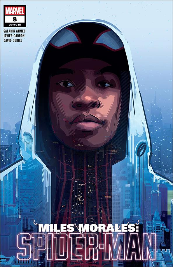Miles Morales: Spider-Man 8-A by Marvel