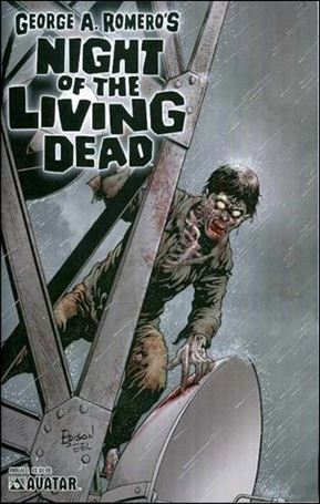 Night of the Living Dead Annual 1-A