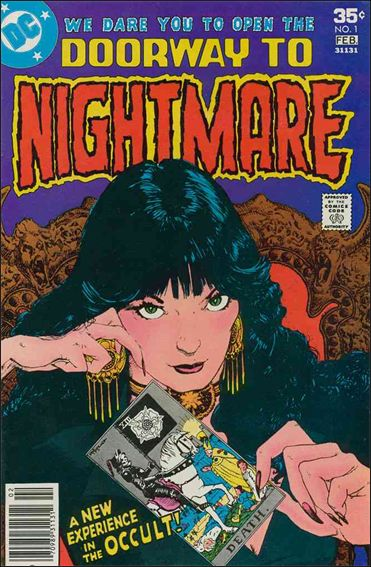 Doorway to Nightmare 1-A by DC