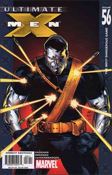 Ultimate X-Men (2000) 56-A by Marvel
