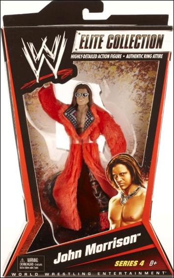 WWE: Elite Collection (Series 04) John Morrison by Mattel
