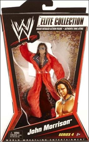 WWE: Elite Collection (Series 04) John Morrison