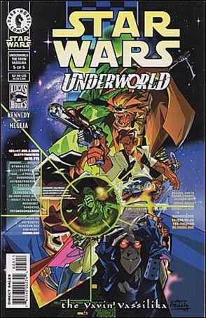 Star Wars: Underworld - The Yavin Vassilika 5-A