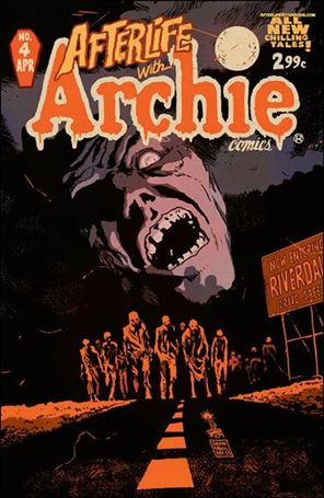 Afterlife with Archie 4-A