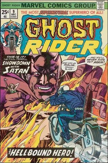 Ghost Rider (1973) 9-A by Marvel