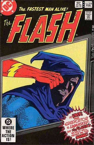 Flash (1959) 318-A by DC