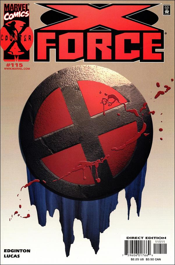 X-Force (1991) 115-A by Marvel
