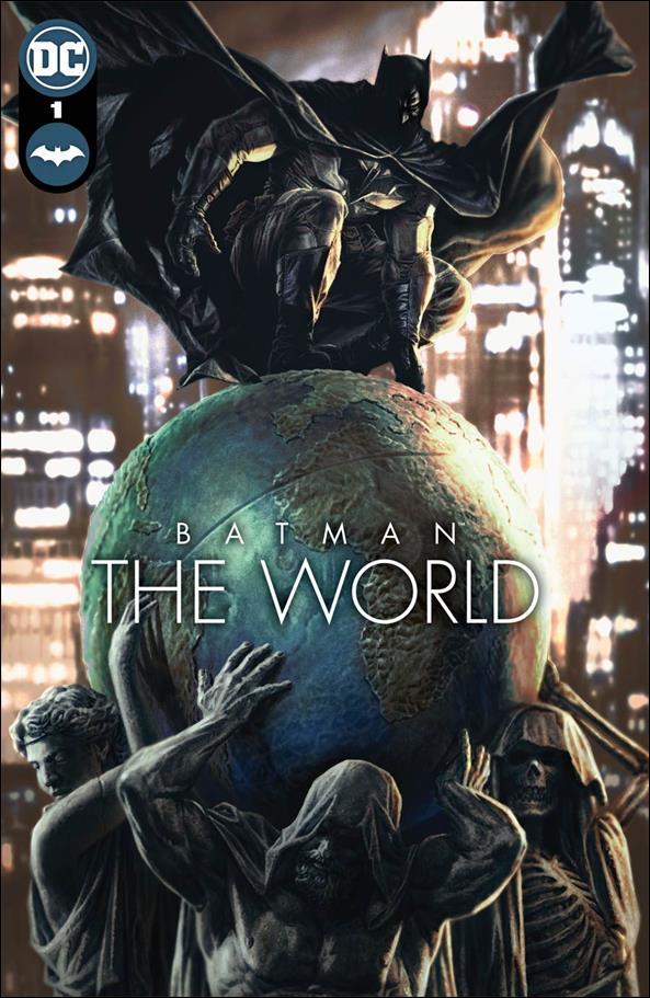 Batman: The World 1-A by DC