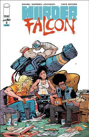 Murder Falcon 3-A
