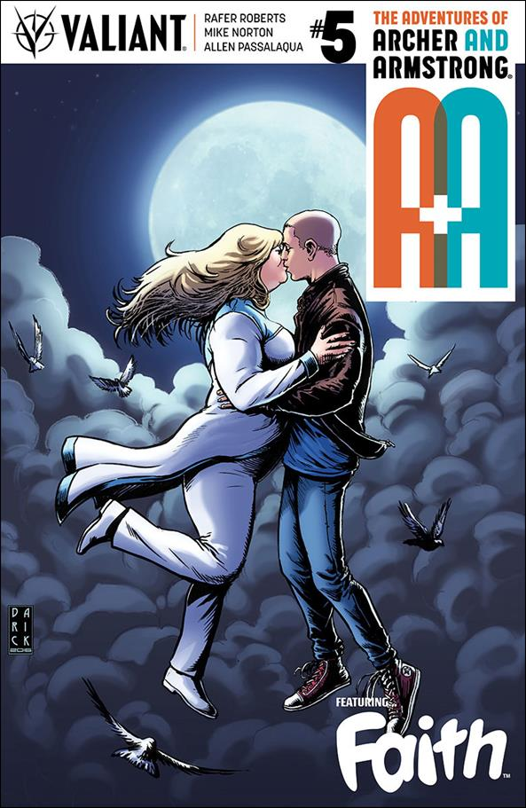 A&A: The Adventures of Archer & Armstrong 5-C by Valiant Entertainment