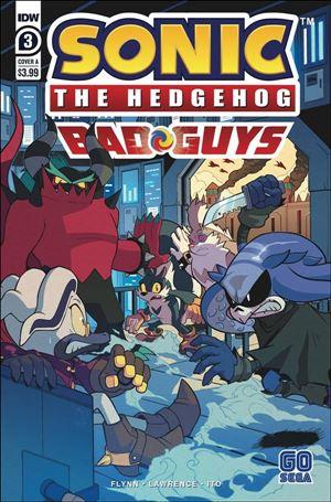 Sonic the Hedgehog: Bad Guys 3-A
