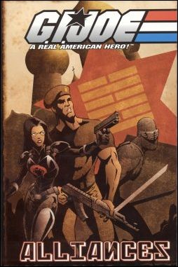 G.I. Joe 4-A by Devil's Due