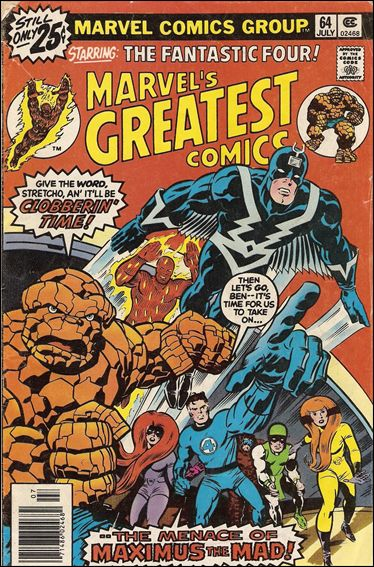 Marvel's Greatest Comics 64-A by Marvel