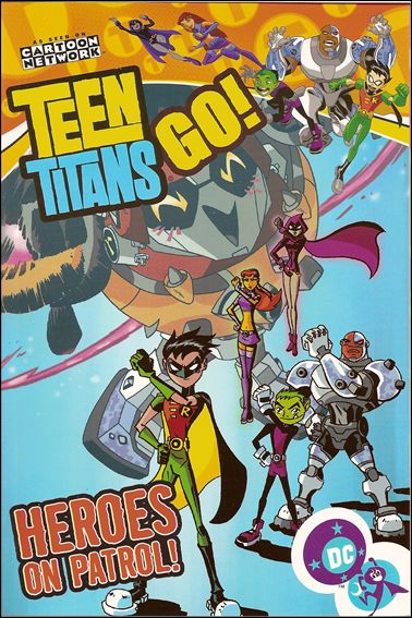 Teen Titans Go! 2-A by DC