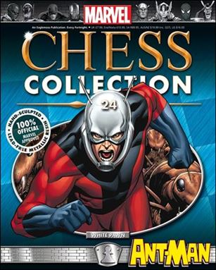 Marvel Chess Collection (UK) 24-A